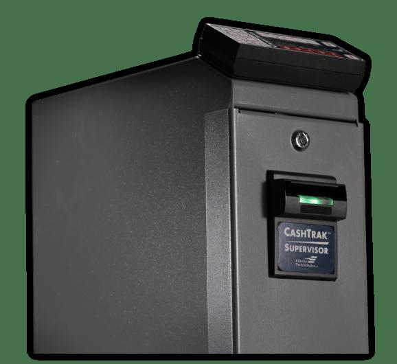 CashTrak machine